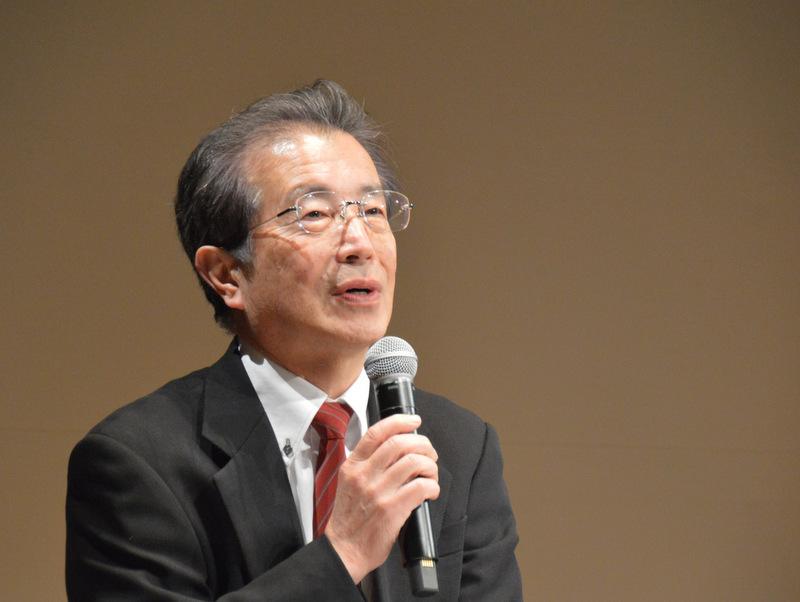 日本太陽エネルギー学会会長 須永修通氏 「太陽エネルギーの活用について」